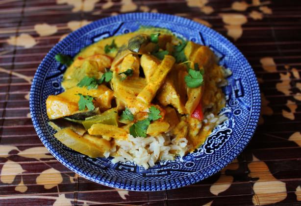 Chicken And Mango Curry Recipe - Food.com