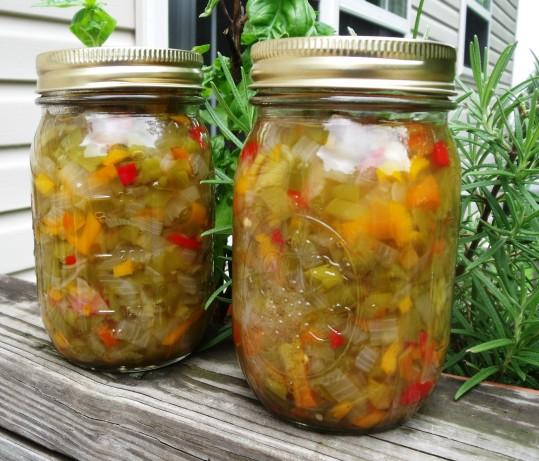 Hot Pepper Relish Recipe - Food.com