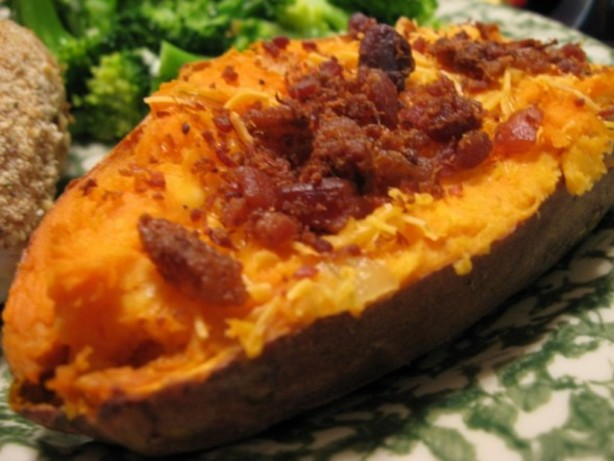 Twice Baked Yam Food Network