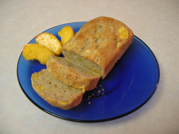 Peach Bread Recipe - Food.com