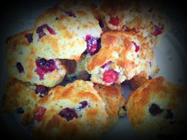 Low-Fat Blueberry Scones Using Heart Healthy Bisquick Mix ...