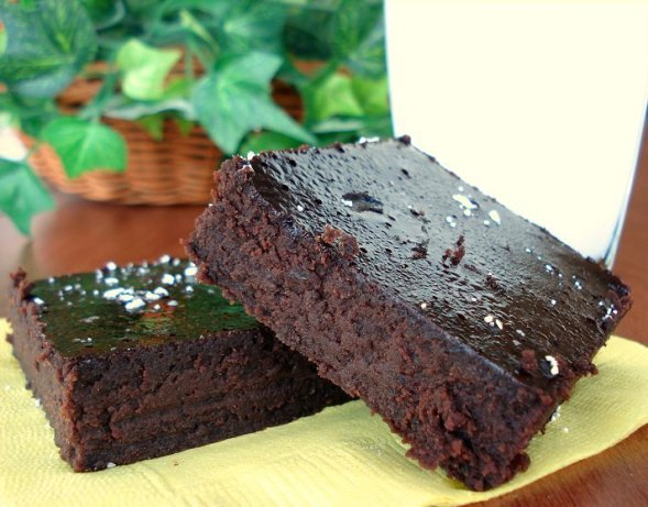 Gluten-Free Black Bean Brownies Recipe - Food.com