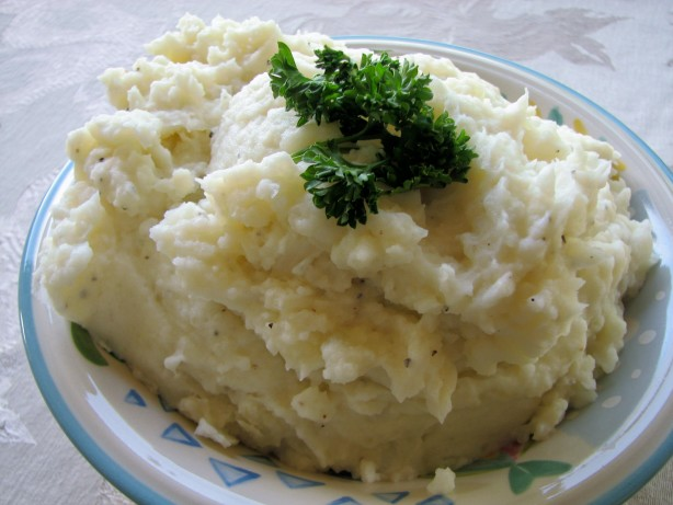 Cauliflower Mashed Potatoes Recipe - Food.com