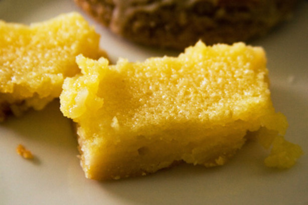 The best lemon bars you will ever eat recipe for Best bar food recipes