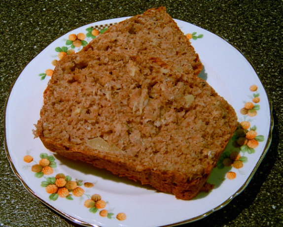 Apple-Granola Bread Recipe - Food.com