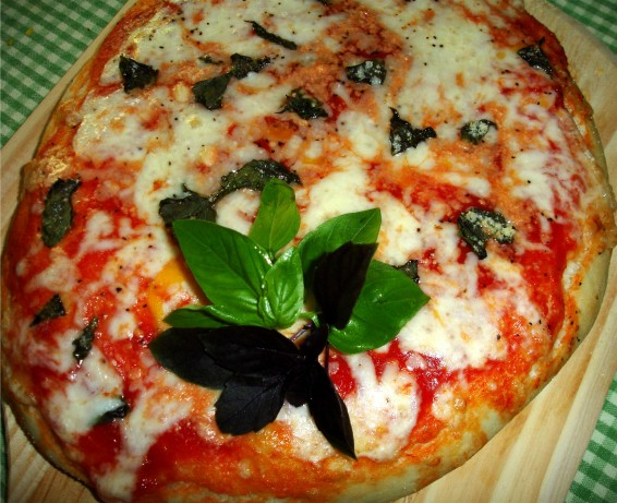 Kitchenaid Pizza Margherita Recipe Food Com