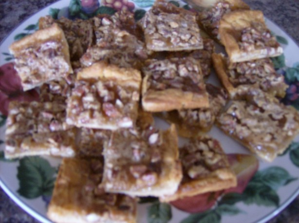 Quick Crescent Pecan Pie Bars Recipe - Food.com