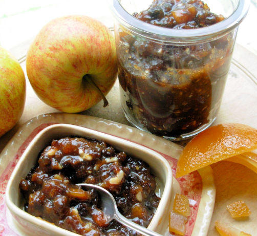 Traditional british mincemeat for christmas mince pies for English mincemeat recipe