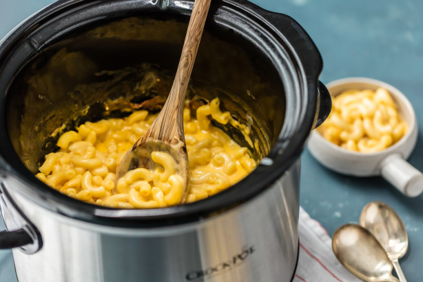 Paula Deen Crock Pot Mac And Cheese Food Network