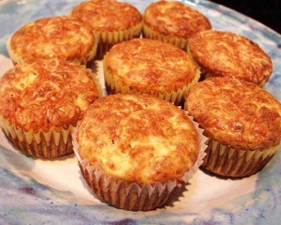 Sun-Dried Tomato And Cottage Cheese Muffins Vegetarian) Recipe - Food ...