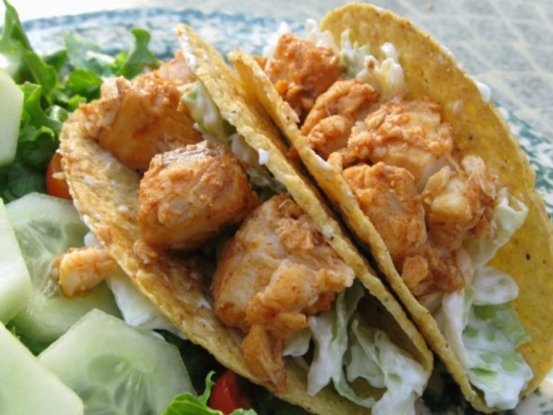 Baja fish tacos recipe dishmaps for Best fish taco recipe