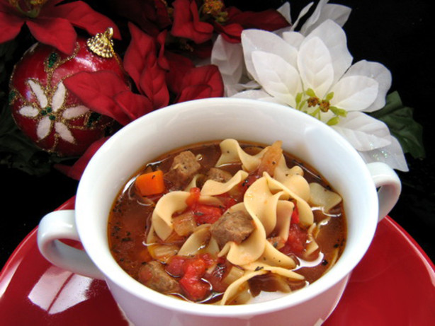 Beef Noodle Soup Recipe - Food.com
