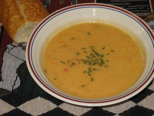 Cauliflower Carrot Soup Or Broccoli Recipe - Food.com