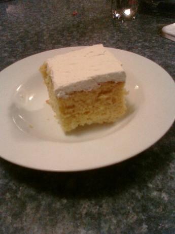 Mexican Tres Leche Cake Recipe Food Com