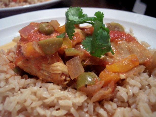 Dominican Pollo Guisado Stewed Chicken Recipe - Food.com