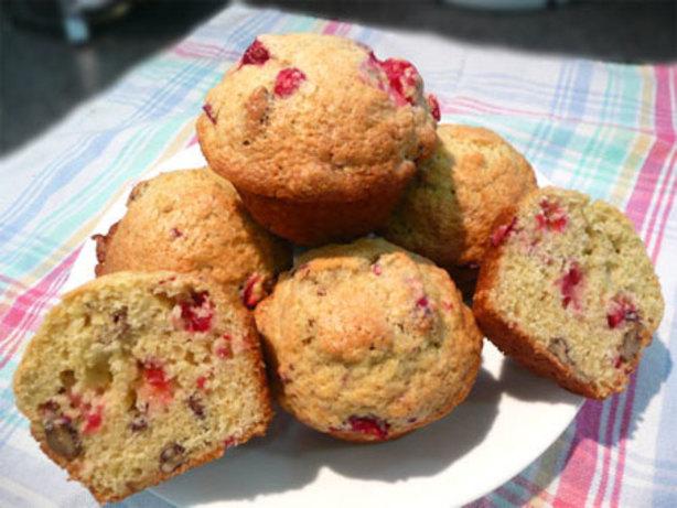 Cape Cod Cranberry Muffins Recipe - Thanksgiving.Food.com