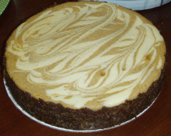 Philly Pumpkin Swirl Cheesecake Recipe - Food.com