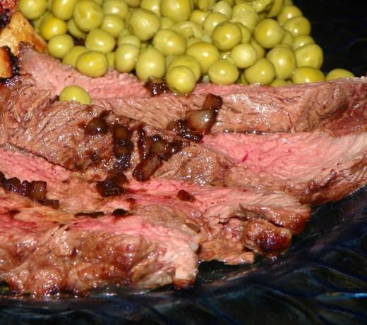 Black Pepper Sirloin Steak Recipe - Food.com
