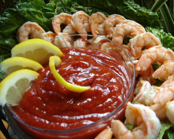 Shrimp Cocktail Recipe With Low-Sugar Cocktail Sauce Recipes ...