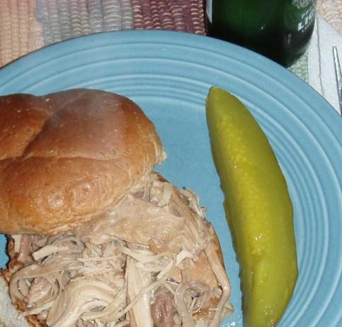 Crock Pot Shredded Turkey Recipe - Food.com