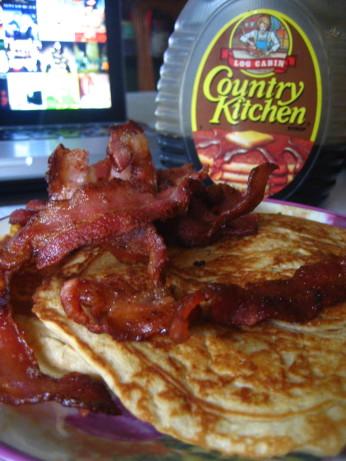 Banana Pancake Recipe Breakfast