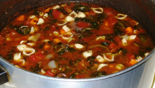 Image result for Tomato Florentine Soup