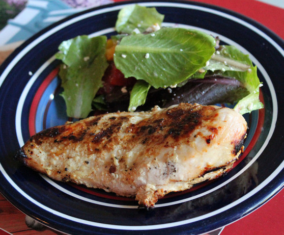 Buttermilk Grilled Chicken Recipe - Food.com