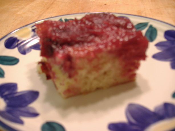 Plum Upside-Down Cake Recipe - Baking.Food.com
