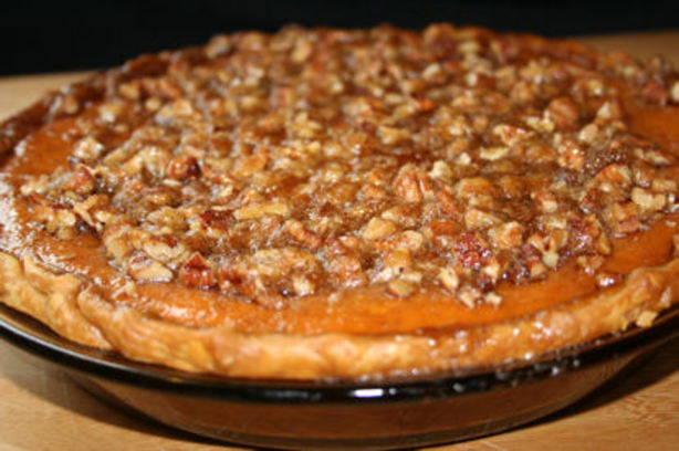 Pumpkin Pecan Pie Recipe - Food.com