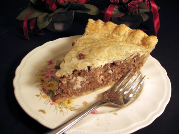 Alices French Canadian Meat Pie - Tourtiere Recipe - Food.com