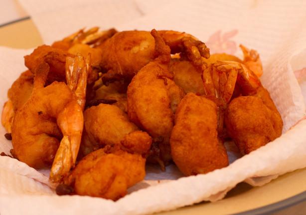 Fried Shrimp Batter Food Network
