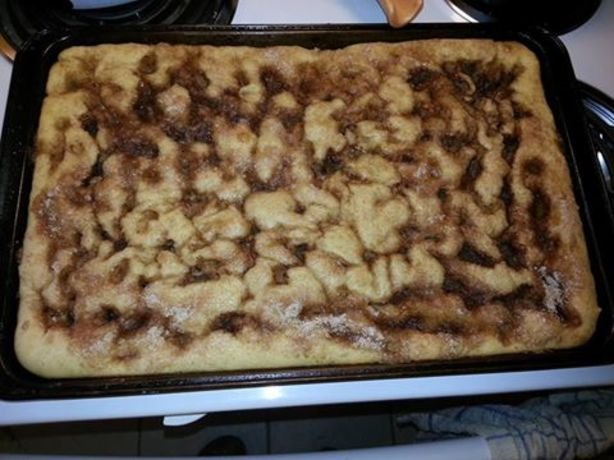 Coffee Cake Recipe Mashed Potatoes Yeast Flour Sugar
