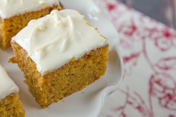 Pumpkin Bars Recipe - Food.com