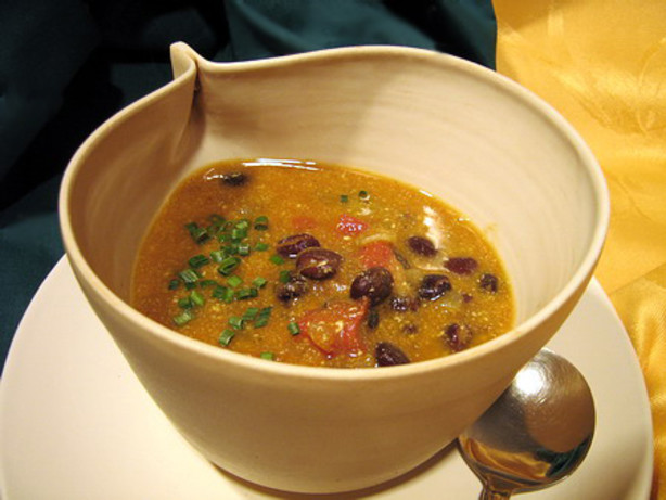 Pumpkin Black Bean Soup Recipe - Food.com