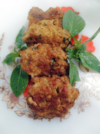 how to cook ground pork patties