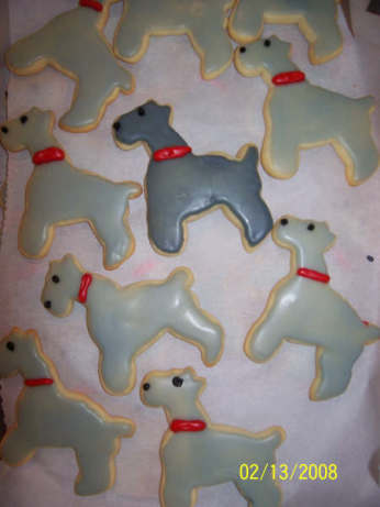 Cookie Icing Frosting That Hardens Recipe - Low ...