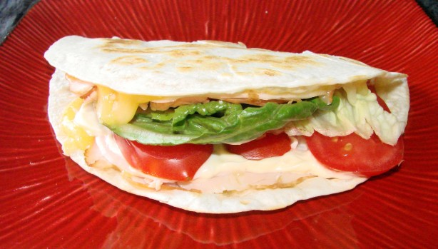 Turkey And Cheese Quesadilla Recipe - Food.com