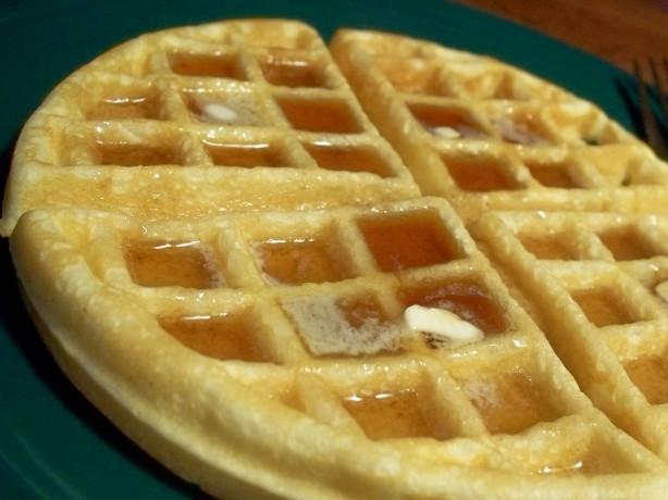 Cinnamon Waffles Recipe - Food.com