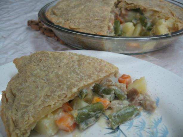 Vegan Vegetable Pot Pie Recipe - Food.com