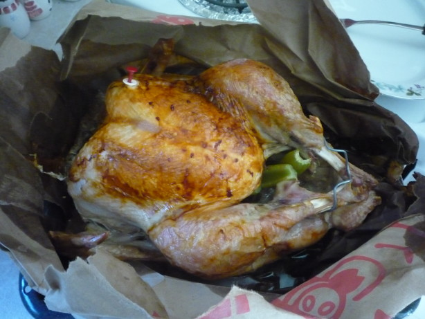 Kidd kraddicks famous brown bag turkey recipe for How long does it take to cook a 8lb turkey