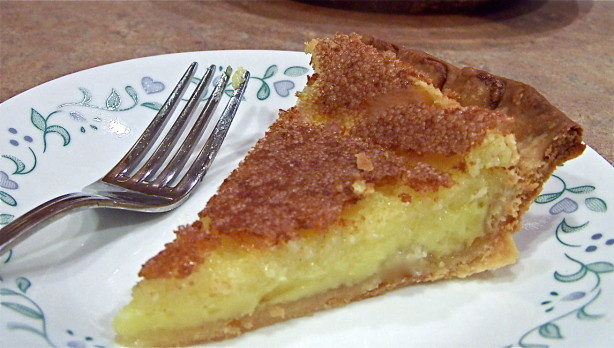 Southern Chess Pie Recipe - Food.com