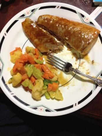 Glazed Grilled Salmon Nuwave Flavorwave Ovens Recipe