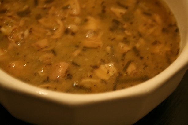 Split pea and smoked turkey soup recipe Cooking turkey split in half