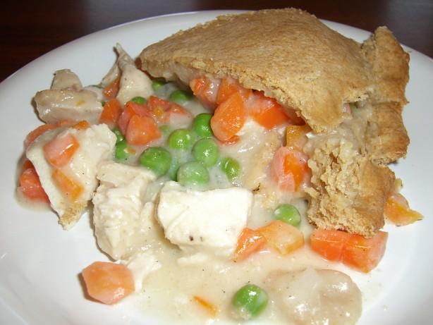 Chicken Pot Pie And Pot Pie Crust Recipe - Food.com