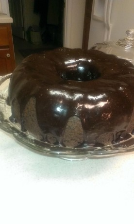 Tunnel Of Fudge Bundt Cake Using Cake Mix