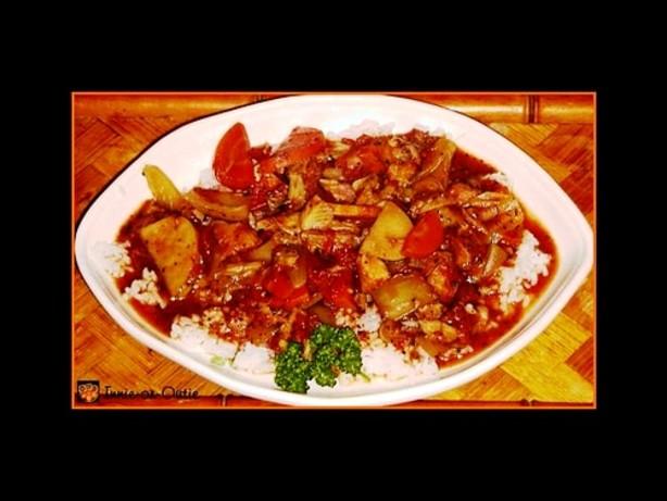 Crock pot fish stew and rice recipe for Crockpot fish recipes