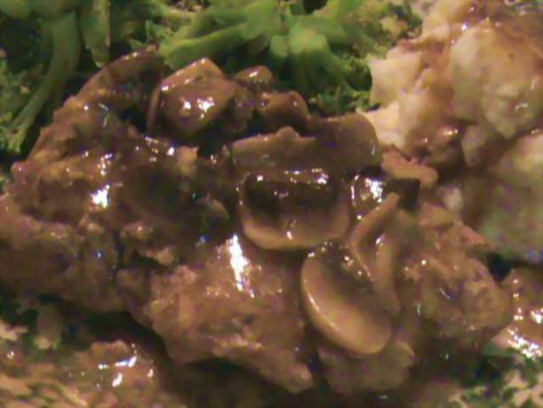 Country-Fried Steak With Mushroom Gravy Recipe - Food.com
