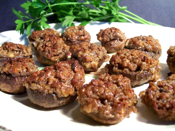 stuffed mushrooms boursin stuffed mushrooms classic stuffed mushrooms ...