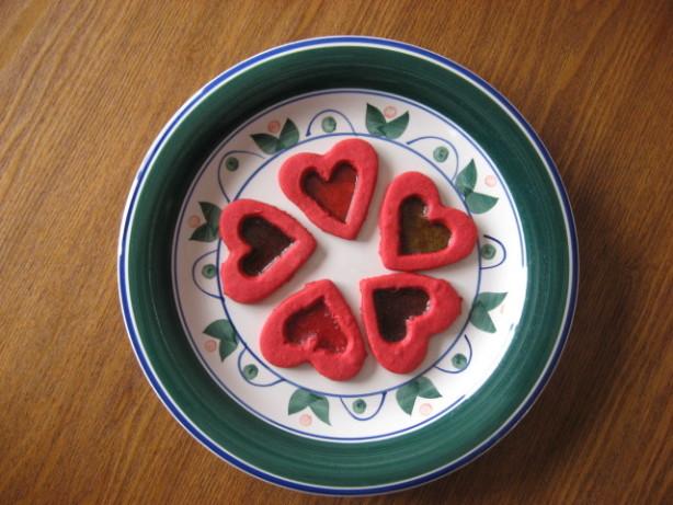 Stained Glass Window Lollipop Cookies Recipe Food Com
