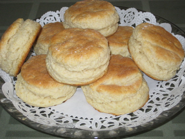 Basic Baking Powder Biscuits Modified For Stand Mixers ...